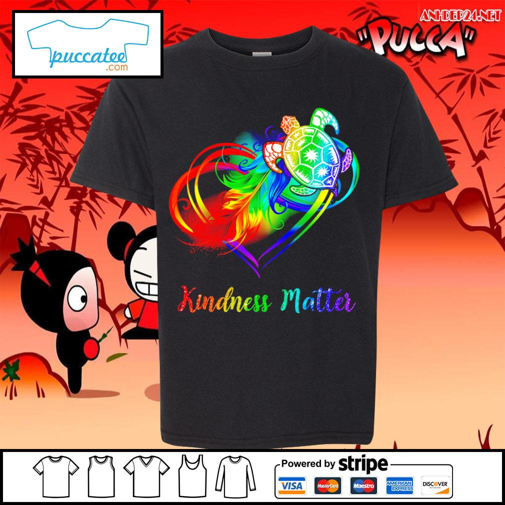 LGBT turtle kindness matter s youth-tee.jpg