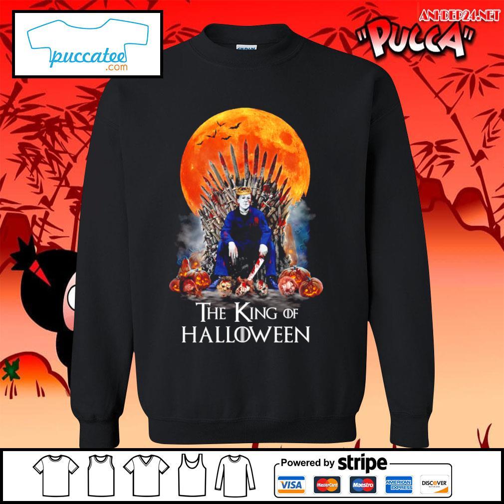 Michael Myers the King of Halloween s sweater.jpg